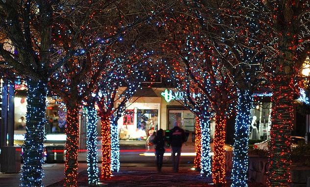 Christmas in Yorkville, Toronto