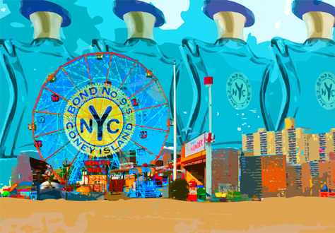 Bond No 9 Coney Island Review